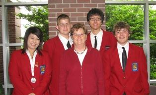 LNS Skills USA 2012
