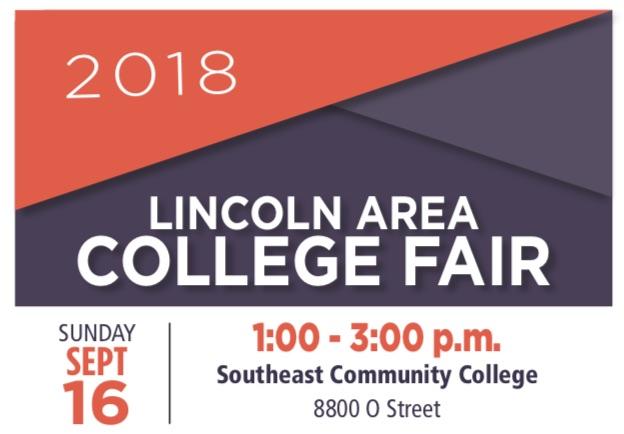 2018 College Fair Poster