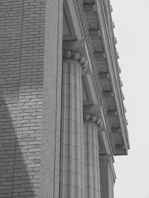 LHS Pillars